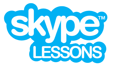 International Skype Lessons Logo