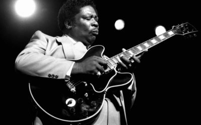 Today would have been the legendary BB Kings Birthday.