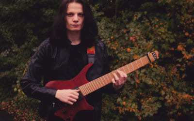 Featured Guitarist: Cameron Brown