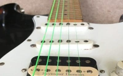 The Fender Stratocaster – The Guitarists Guitar